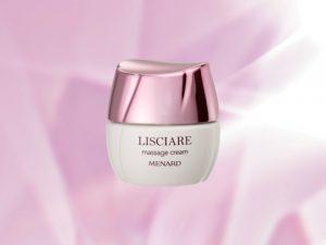 Kem massage Lisciare bổ sung độ ẩm & làm sáng da